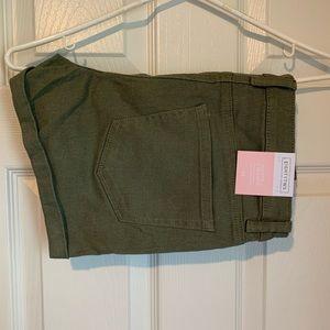 💥3/$20 NWT Eighty-Two denim shorts